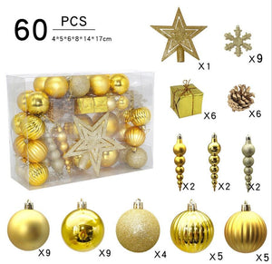 🎄Hot sale🎄Christmas ball decorations