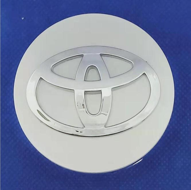 Automobile magnetic levitation wheel cover lamp