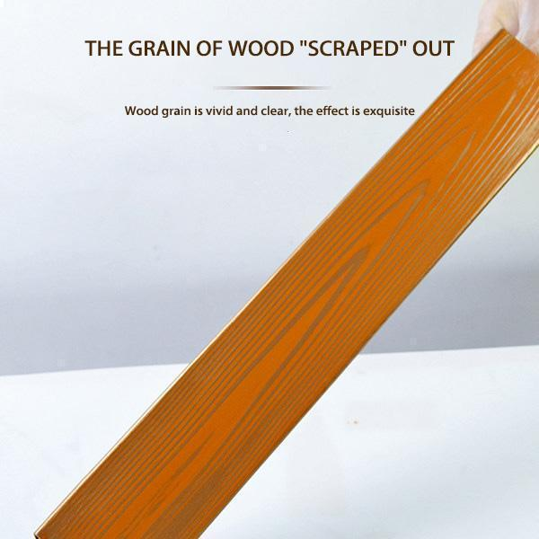 Wood Grain Paint Self Brush Wood Grain Brush