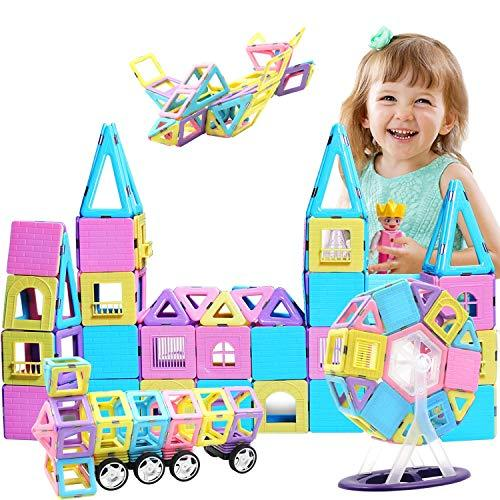 Best Gift-Magnetic Building Blocks Set-Buy 2 Free Shipping