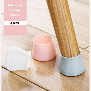 Table and chair silicone protective cover