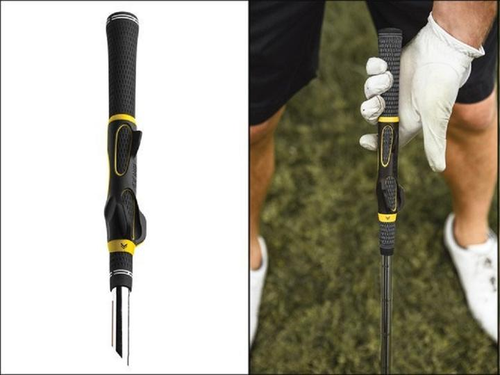 Golf Grip Trainer for Improving Hand Positioning
