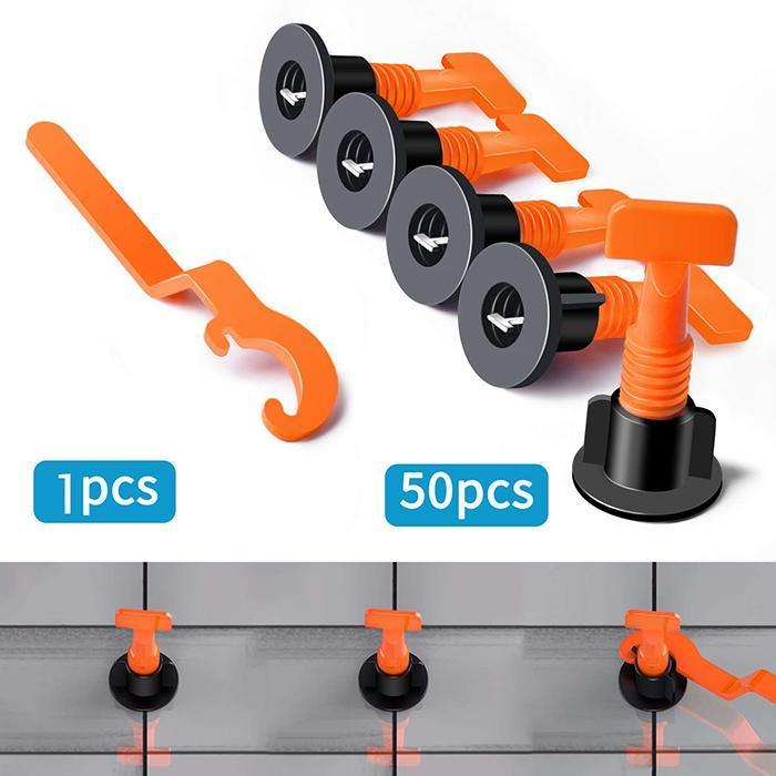(50PCS for only $27.99!!!)TILE LEVELING TOOL