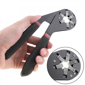 Multi-function new magic outer hexagon wrench