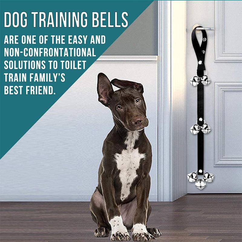 2pcs Dog Doorbells Premium Quality Training Potty