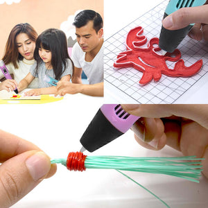 3D printing pen three-dimensional painting