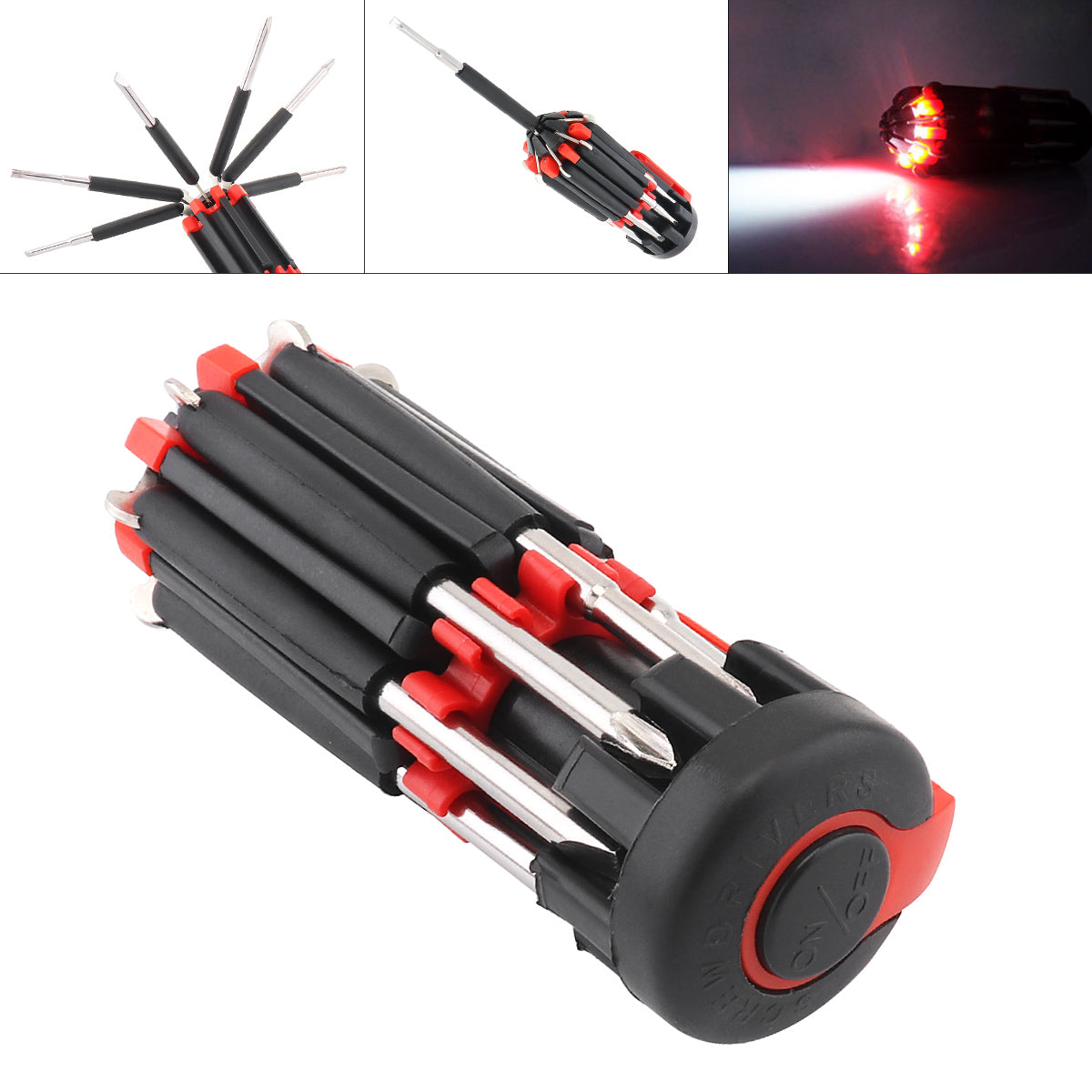 8-in-1 multifunctional Phillips screwdriver (for household appliances, cars)