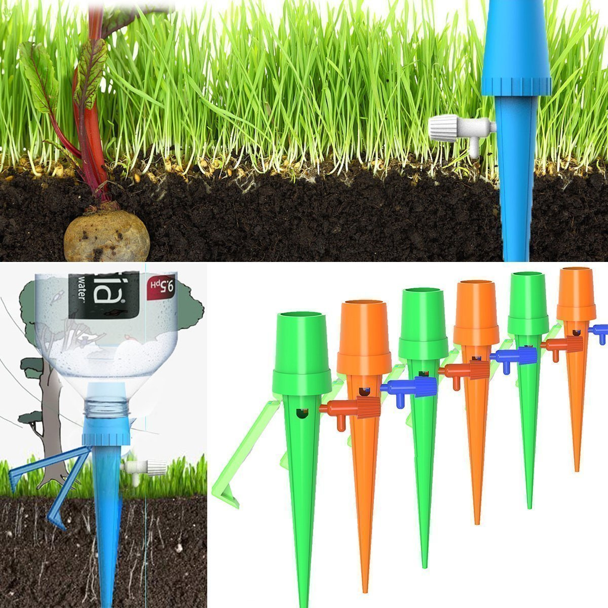 AUTOMATIC IRRIGATION CONTROL SYSTEM