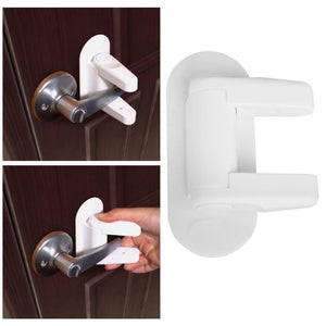 (Buy 3 Get 1)Baby Safety Door Lever Lock