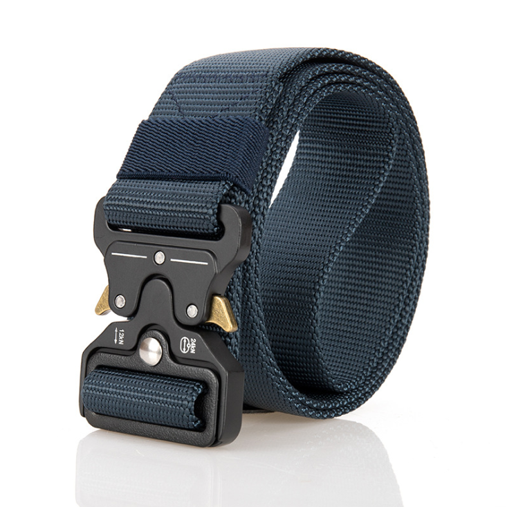 60% OFF-Military Style Tactical Nylon Belt