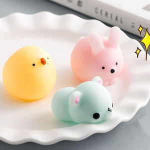 Cute Squishy Anti-Stress Animals