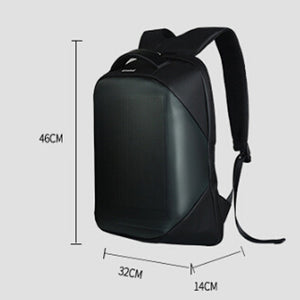 LED creative smart backpack-【Free shipping】