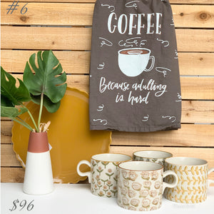 Coffee time Gift Bundle