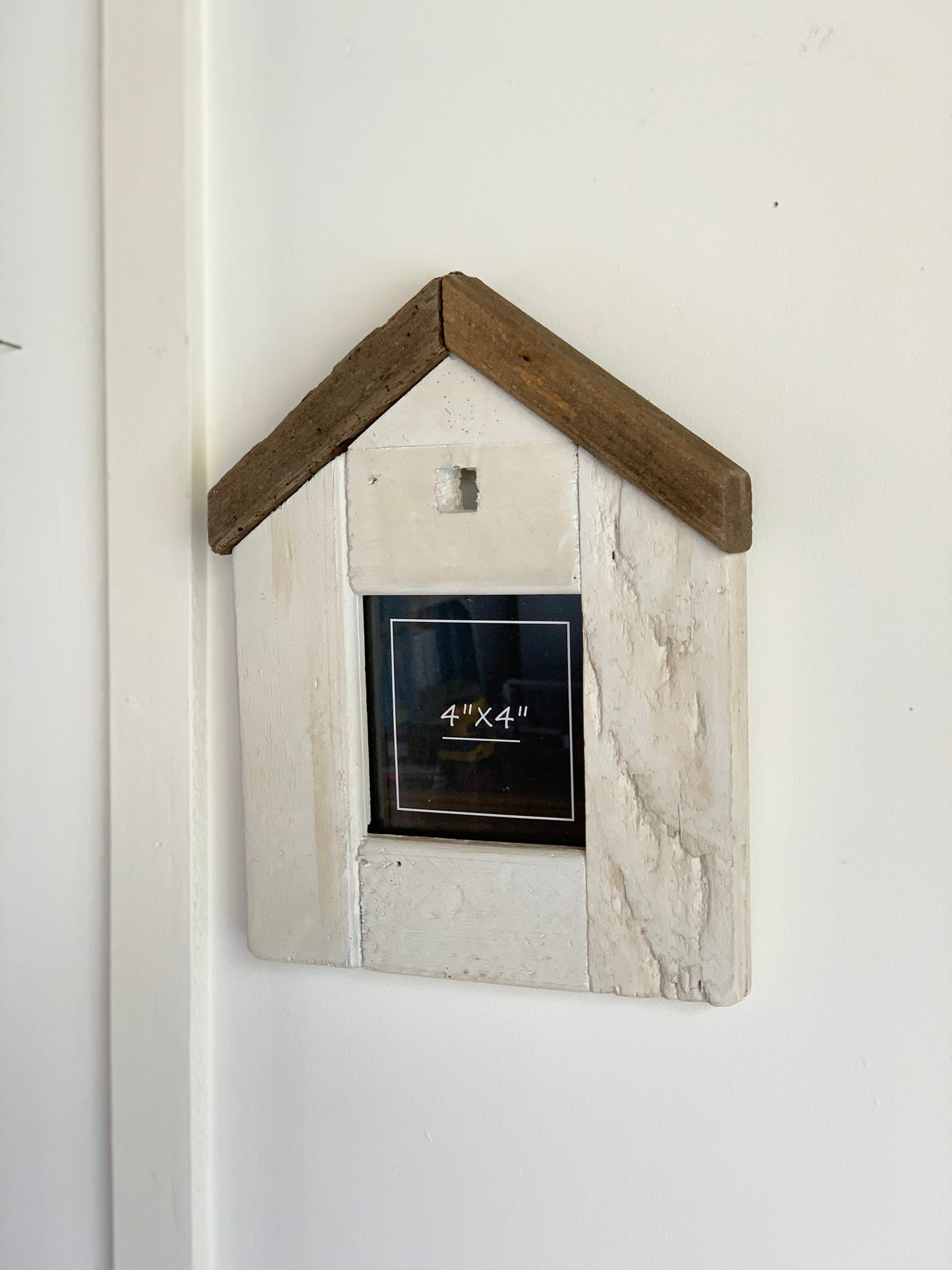 House Shaped Photo frame