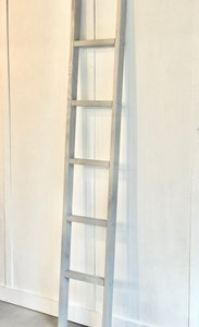 Hand Built Ladder (stained grey)