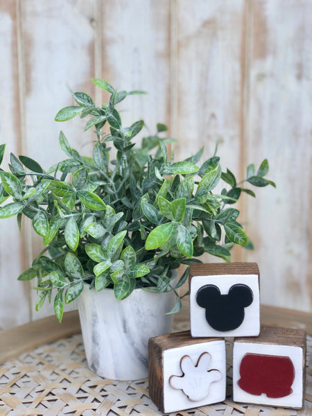 DIY Block Kit~Mickey Mouse