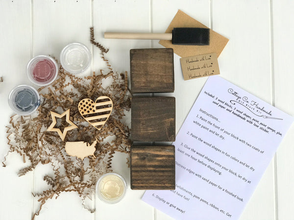 Fourth of July DIY Kit