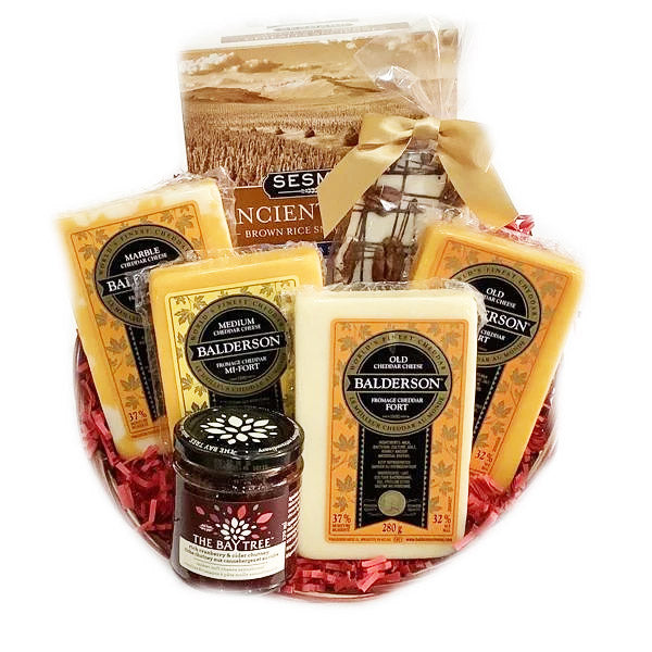 Is That Special Person Hard to Buy For?  A Gift Basket Is the Easy Choice They Will Love!