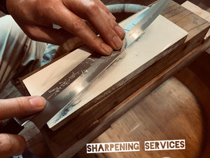 Click & Collect / Sharpening Service