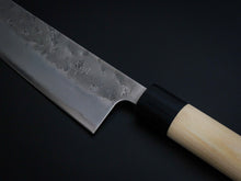 Load image into Gallery viewer, KICHIJI GINSAN NASHIJI GYUTO 210MM MAGNOLIA HANDLE