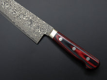 Load image into Gallery viewer, ECHIZEN KINTARO VG-10 NICKEL DAMASCUS GYUTO 210MM