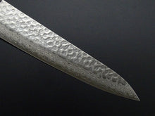 Load image into Gallery viewer, KICHIJI VG-10 33 LAYER HAMMERED DAMASCUS GYUTO 240MM