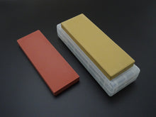 Load image into Gallery viewer, NANIWA BASE SERIES WHETSTONE SET #1000 AND #3000