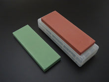 Load image into Gallery viewer, NANIWA BASE SERIES WHETSTONE SET #220 AND #1000
