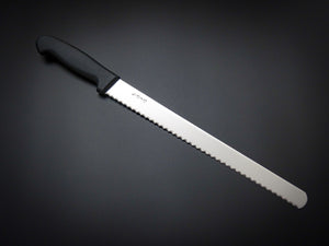 HITOHIRA HIRAGANA AUS-8 BREAD KNIFE 300MM