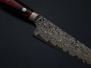 YOSHIMI VG-10 NICKEL DAMASCUS PETTY 120MM