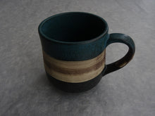 Load image into Gallery viewer, SEPIA MUG CUP BLUE