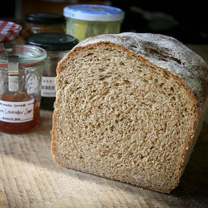 Organic Wholemeal Bread