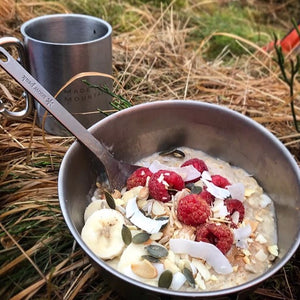 Bircher Muesli / Overnight Oats