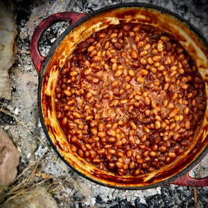 Backcountry Baked Beans