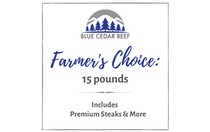 Farmer's Choice Box - 15 pounds