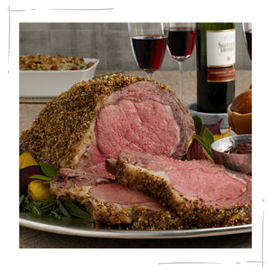 Whole Prime Rib Roast - Boneless