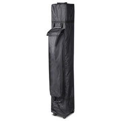 InstaHibit 10x10 Pop Up Canopy Storage Bag w/ Wheels 12x11x63