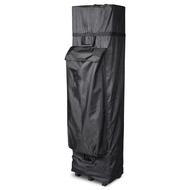 InstaHibit 10x20 Pop Up Canopy Storage Bag w/ Wheels 18x11x64""