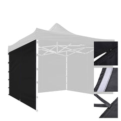 1pc Sidewall with Zipper for Easy Pop Up Canopy Tent