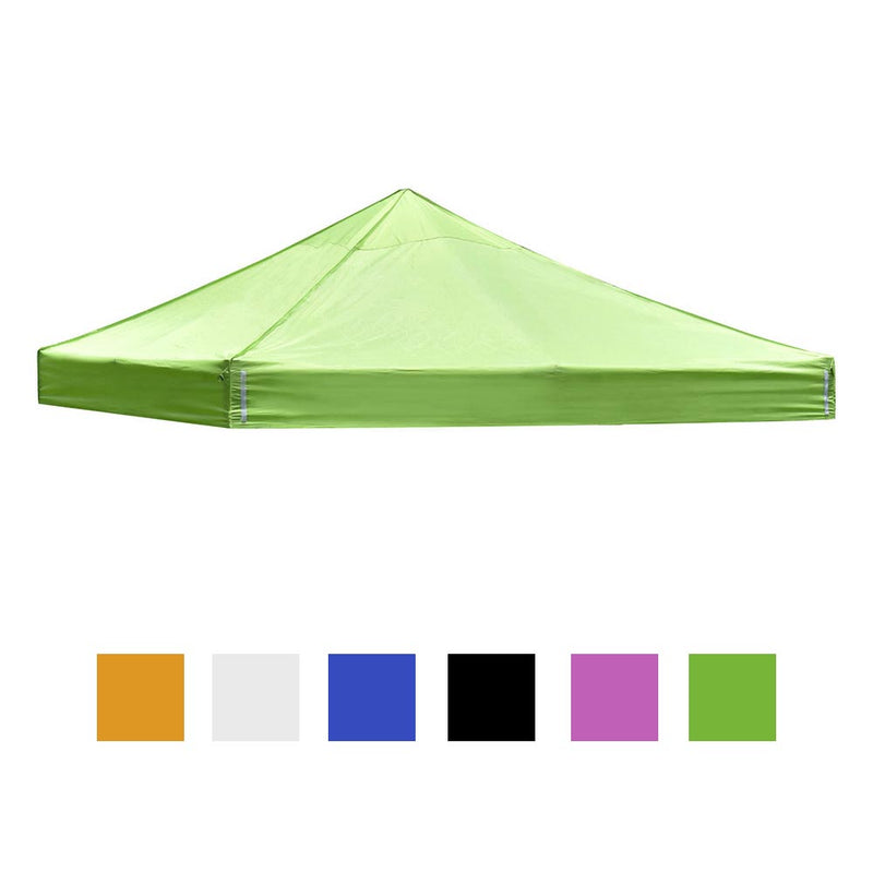 TheDIYOutlet 10x10ft Easy Pop Up Canopy Tent Top Replacement