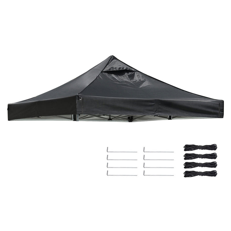 "10x10ft PopUp Canopy Replacement Top Vent (9'7""x9'7"")"