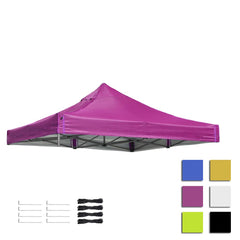 10x10ft PopUp Canopy Replacement Top Vent (9'7