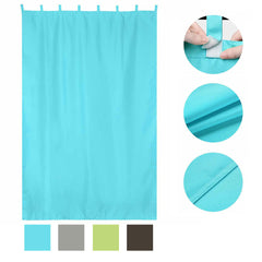 TheDIYOutlet Outdoor Patio Door Curtain Tab Top 54x96