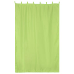 TheDIYOutlet Outdoor Patio Door Curtain Tab Top 54x84