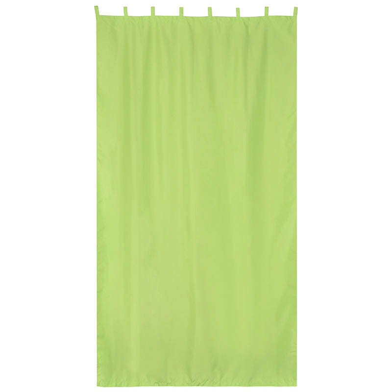 TheDIYOutlet Outdoor Porch Curtain Tab Top 54x120