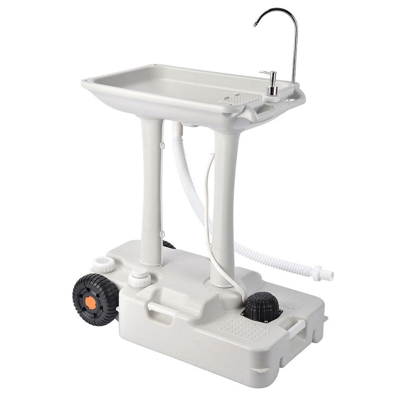 Portable Hand Wash Station Camping Sink 8 Gallons