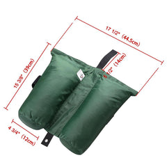 TheDIYOutlet Set of 4 Canopy Weight Bags Built-in Anchor Grommet