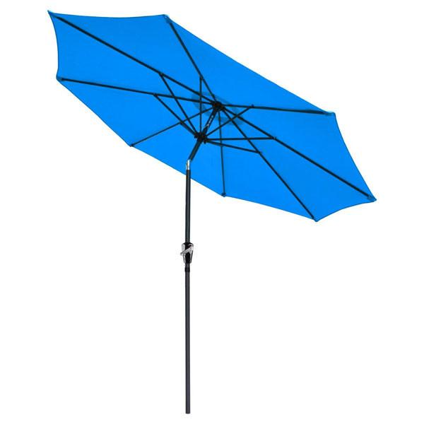 TheDIYOutlet 9 Foot Tilting Outdoor Patio Umbrella Color Options