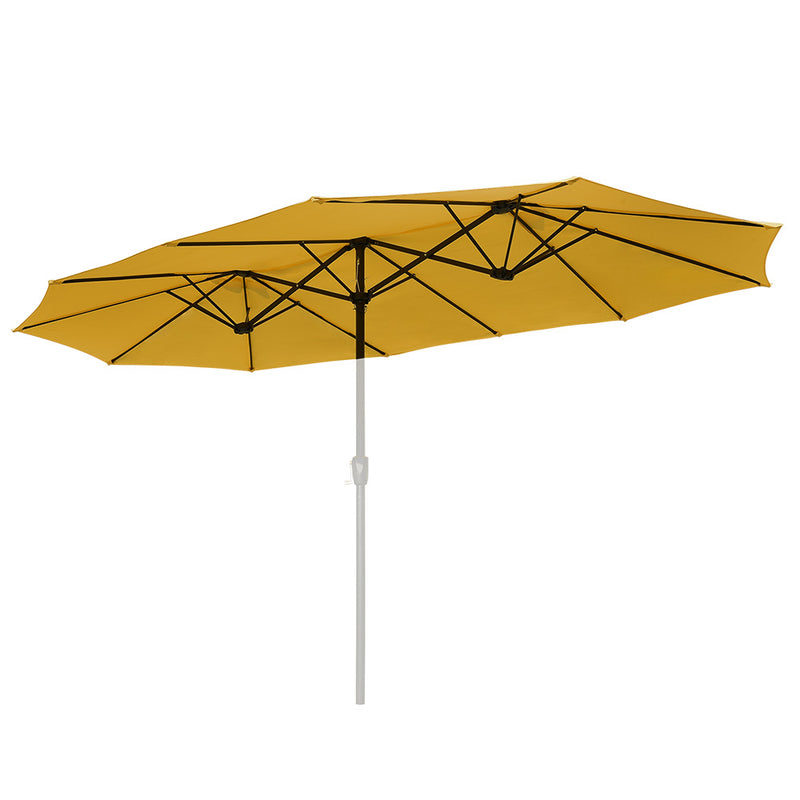 15x9 Foot Rectangular Patio Outdoor Umbrella Canopy Replacement