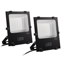 50W LED Waterproof Flood Light Fixtures Cool White
